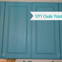 DIY: Chalk Painted Doors - The Love Affair Continues