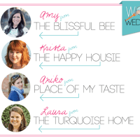 Work it Wednesday {and features!}