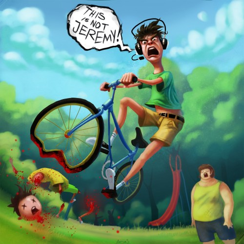 Medium Of Home Of Happy Wheels