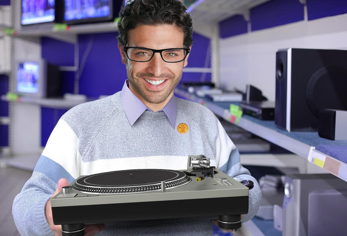 Longtime Vinyl Collector Considers Purchasing First Turntable