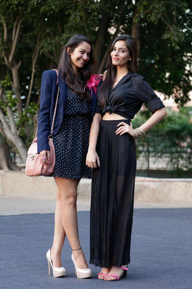 Neha Vohra and Surbhi Sethi