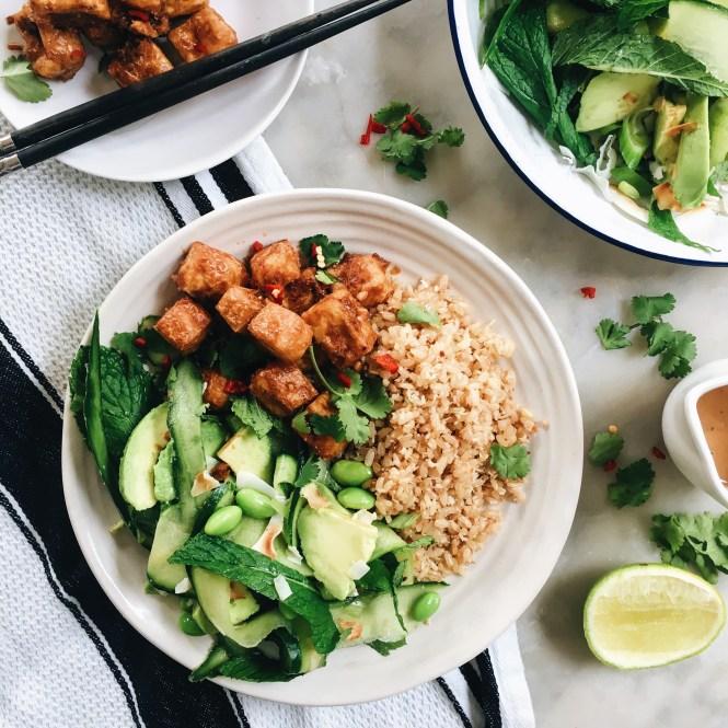 Crispy Satay Tofu 8