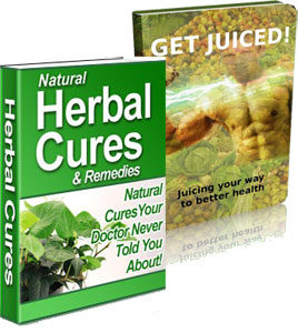 Natural Herbal Cures and Remedies guide