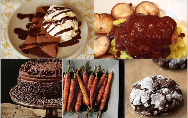 5 Dark Chocolate Recipes