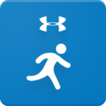 Map My Run app