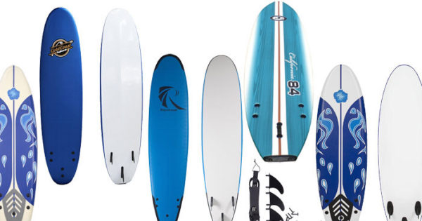 Top 5 Best Surfing Boards