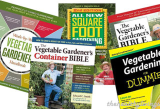 Top 5 Best Vegetable Garden Books