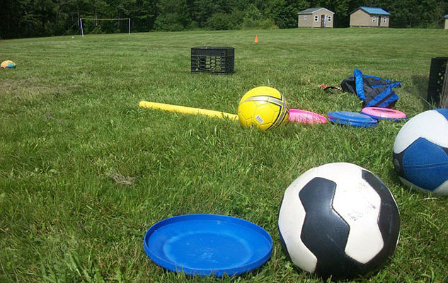 Places to Play Frisbee Golf