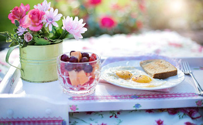 Heart Healthy Breakfast Ideas