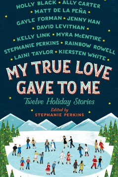 my true love gave to me - theheartofabookblogger