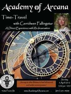 Cerridwen's Time Travel