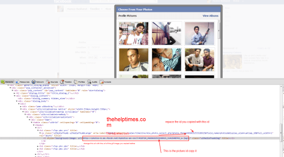 upload animated gif on facebook