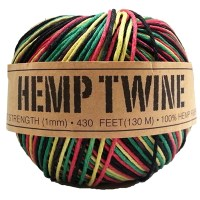 TWINEBALL-1MM-RASTA
