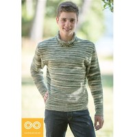 CHAMONIX ROLL-TOP HEMP SWEATER