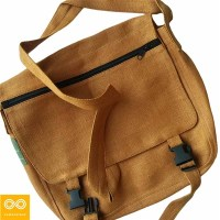HEMP MESSENGER BAG