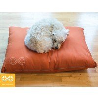 ORGANIC COTTON DOG CAT PET BED