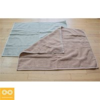ORGANIC COTTON TERRY BATHMATS (COLORGROWN)