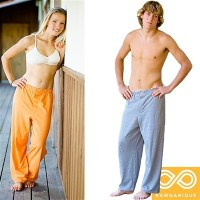 ORGANIC COTTON YOGA JAMMIES