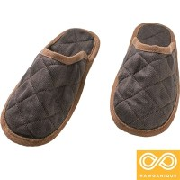 UNISEX OSAKA PURITY HEMP SLIPPERS