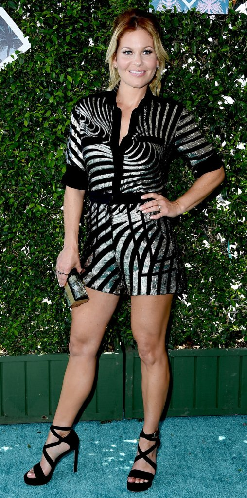 Candace Cameron Bure- 2016 Teen Choice Awards Best Dressed by The He Said She Said Experience