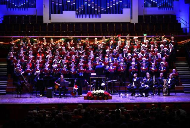 A Family Christmas: The Choral Arts Society of Washington- Review by The He Said She Said Experience