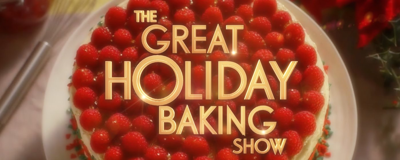 The Great Holiday Baking Sho- Review by The He Said She Said Experiencew