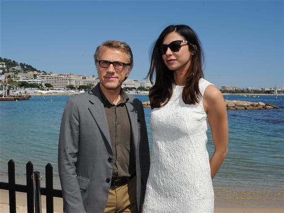 The He Said She Said Experience- Best Dressed 2013- Christoph Waltz 2013 Cannes Film Festival