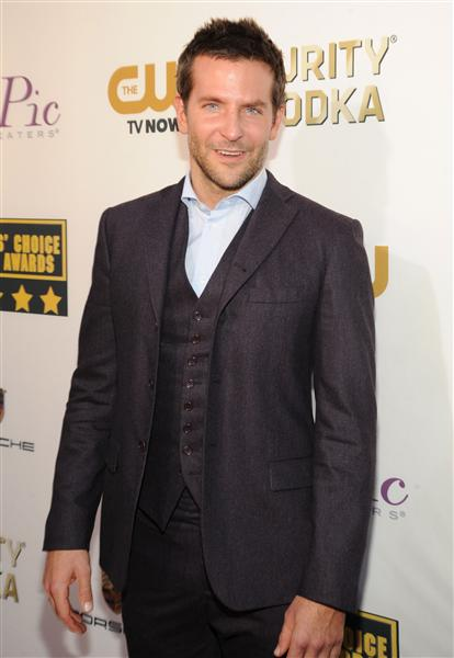The He Said She Said Experience- 2014 Critics' Choice Movie Awards Best Dressed- Bradley Cooper