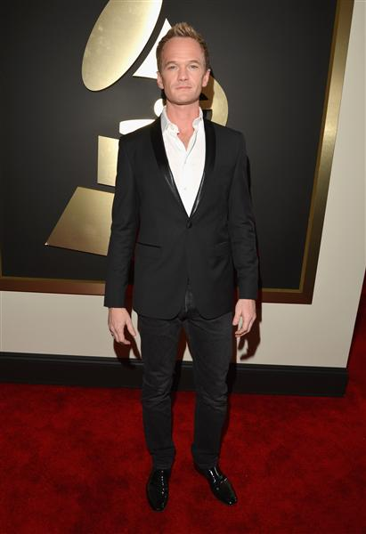 The He Said She Said Experience- 2014 Grammy Awards Best Dressed- Neil Patrick Harris
