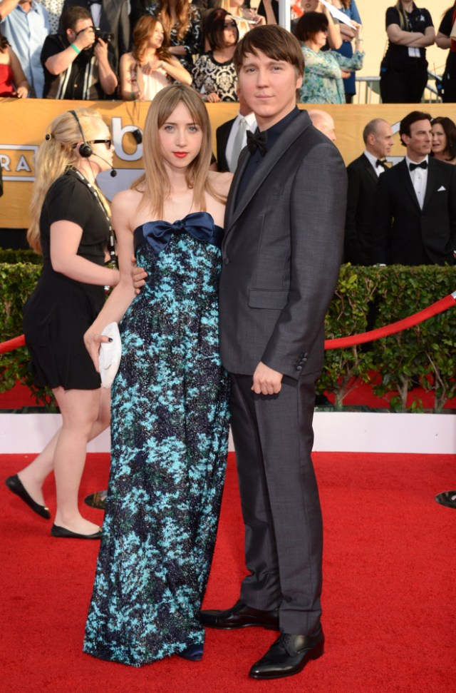 The He Said She Said Experience- 2014 SAG Awards Best Dressed- Paul Dano