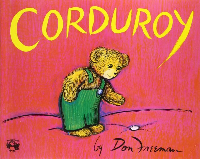 National Library Week: 6 Favorite Library Books by The He Said She Said Experience- Corduroy by Don Freeman