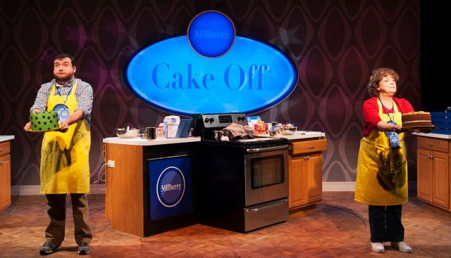 Cake Off at Signature Theatre: Review by The He Said She Said Experience