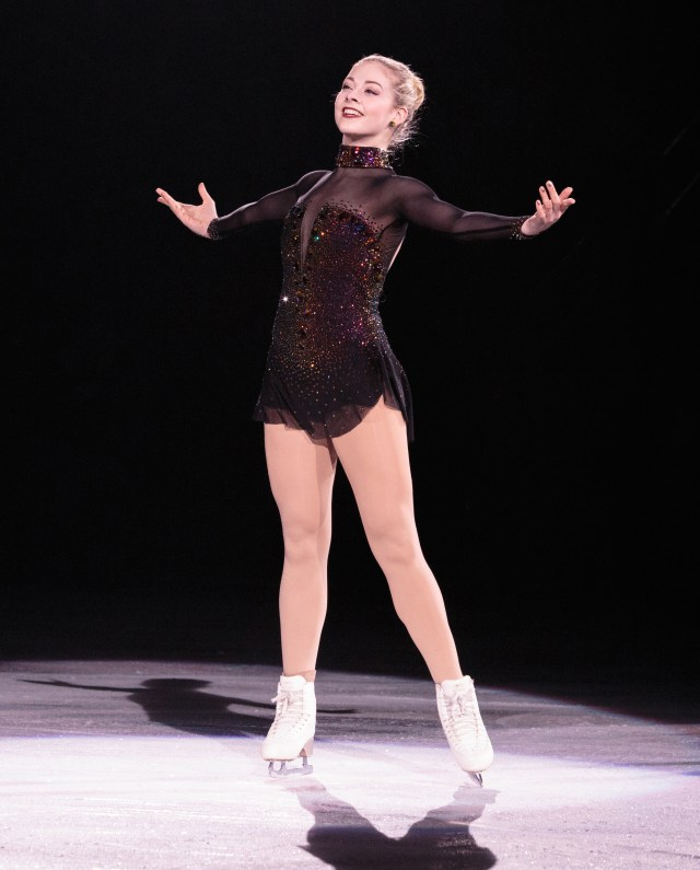 Gracie Gold: 2017 Stars on Ice Interview