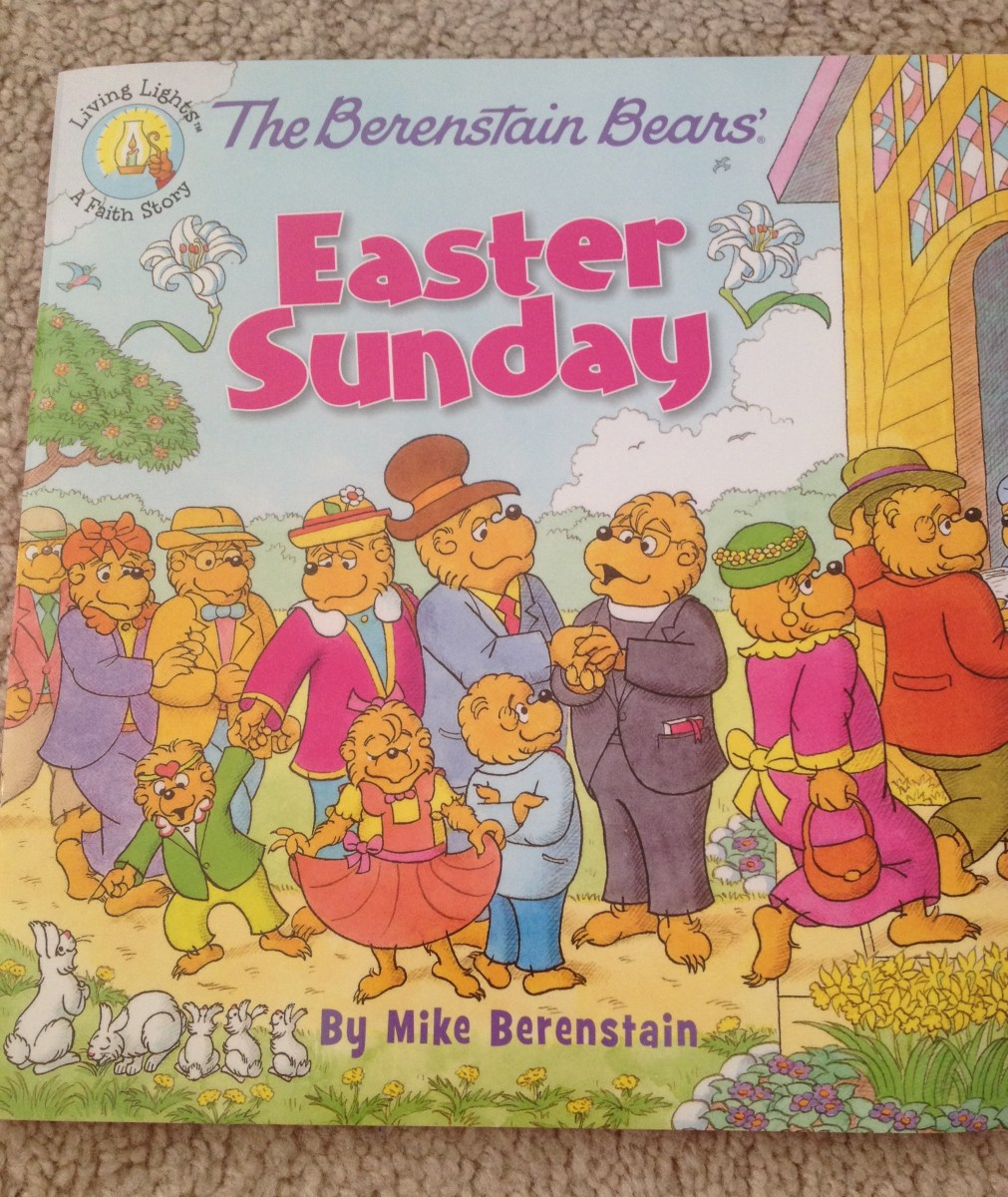 The Berenstain Bears' Easter Sunday - Review