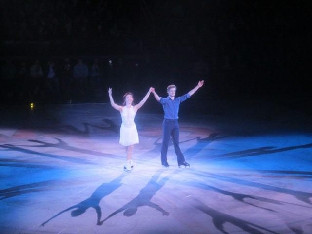 Meryl Davis & Charlie White- 2017 Stars on Ice In Dreams: Review by The He Said She Said Experience image by The He Said She Said Experience