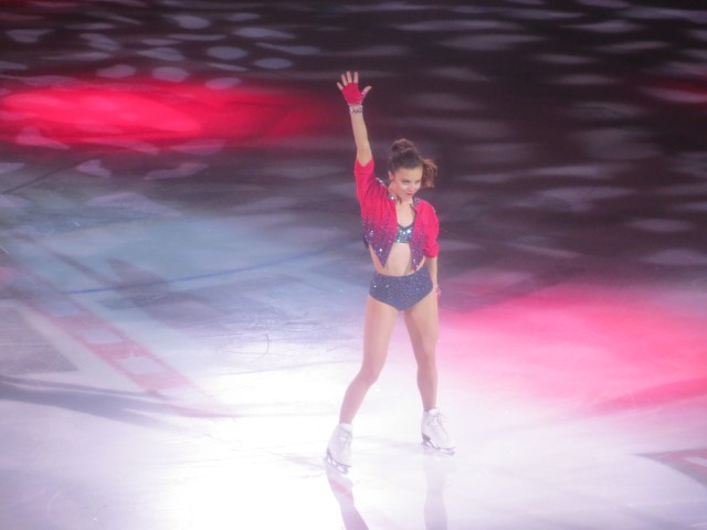 Ashley Wagner Interview by The He Said She Said Experience