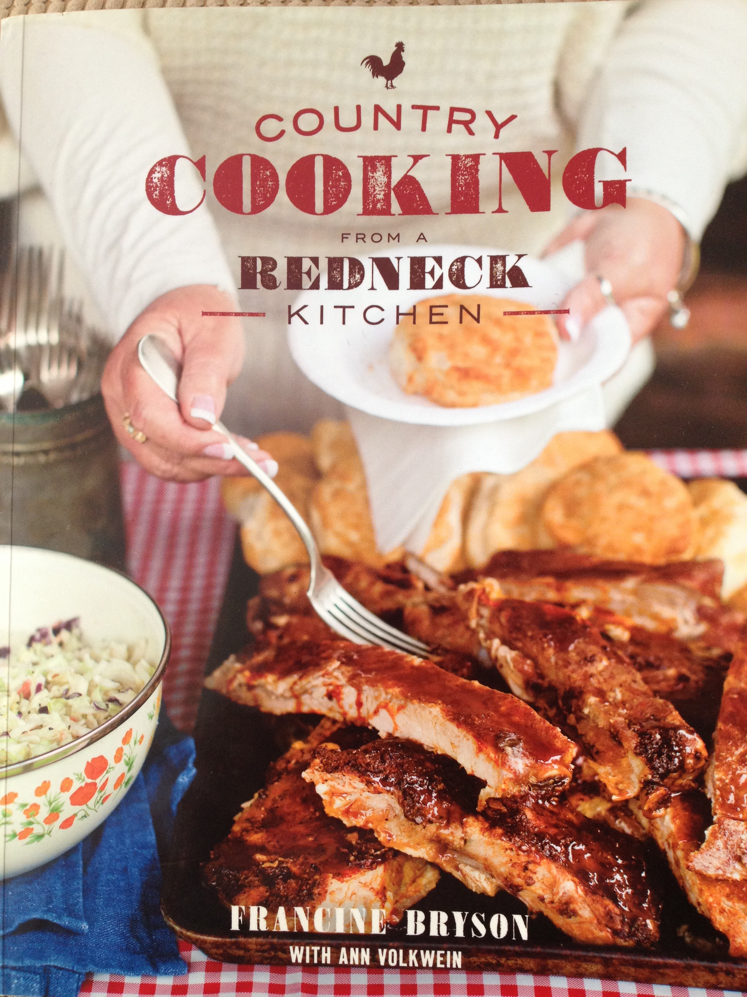 Country Cooking from a Redneck Kitchen: Review and Giveaway by The He Said She Said Experience