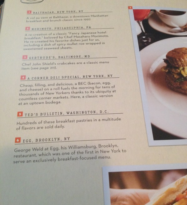 America's Best Breakfasts by Lee Brian Schrager: Review by The He Said She Said Experience
