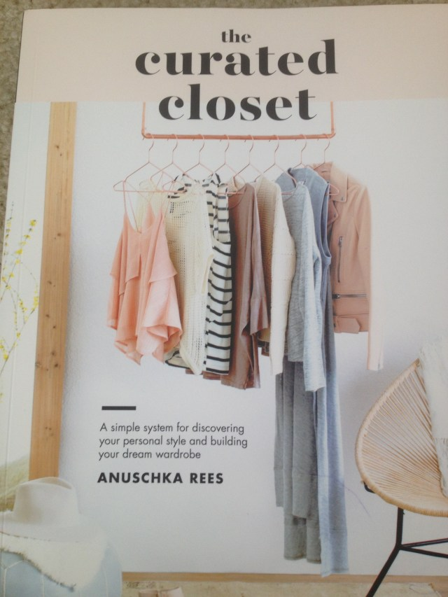 The Curated Closet by Anuschka Rees- Book Review by The He Said She Said Experience