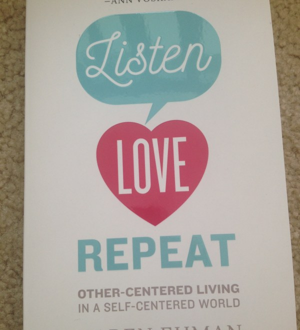 Listen, Love, Repeat by Karen Ehman- Book Review by The He Said She Said Experience
