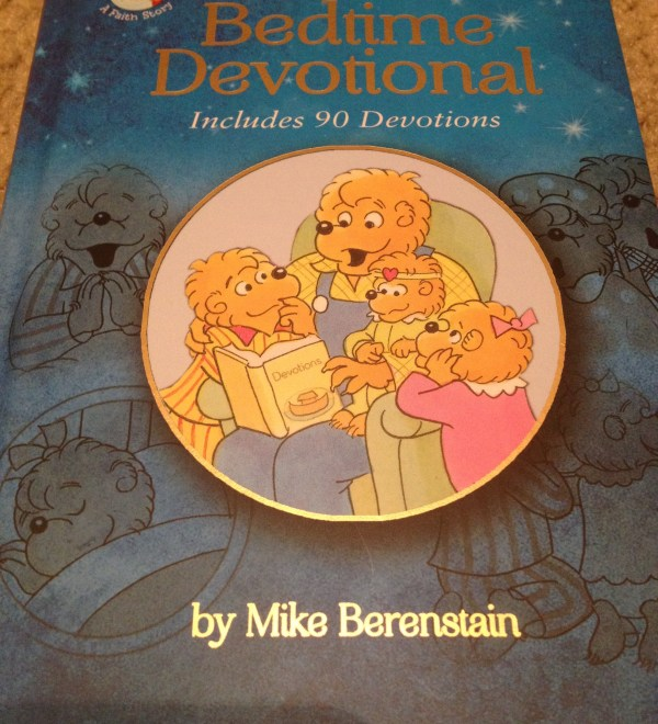 The Berenstain Bears Bedtime Devotional- Review by The He Said She Said Experience