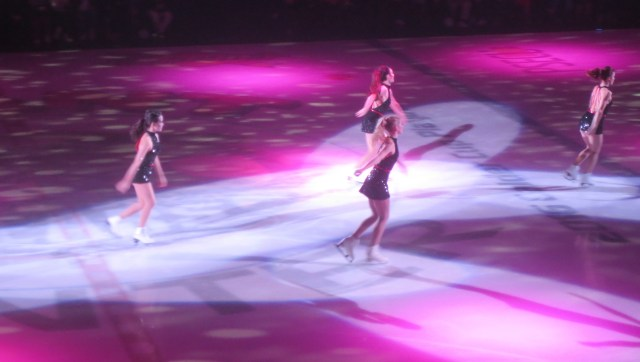 2016 Stars on Ice #E-motion: Review by The He Said She Said Experience