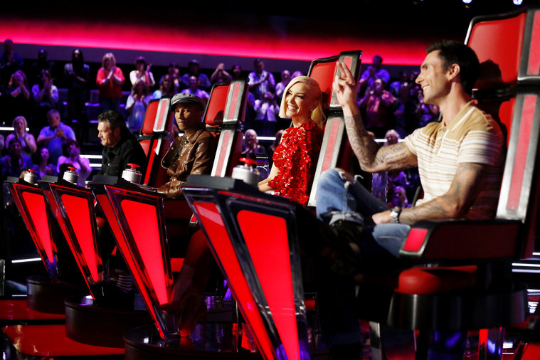The Voice Season 9 Fantasy League Teams by The He Said She Said Experience
