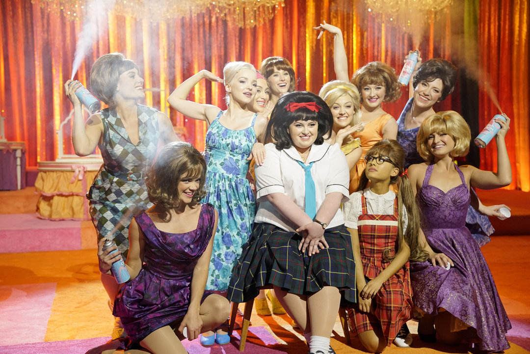 5 Thoughts About Hairspray Live! from The He Said She Said Experience