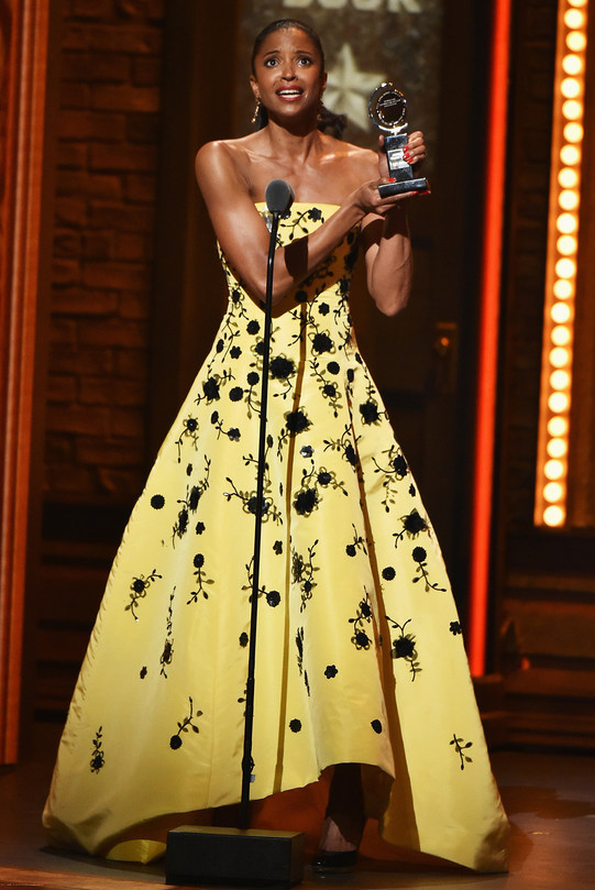 Renee Elise Goldsberry- 9 Reasons We Loved the 2016 Tony Awards by The He Said She Said Experience