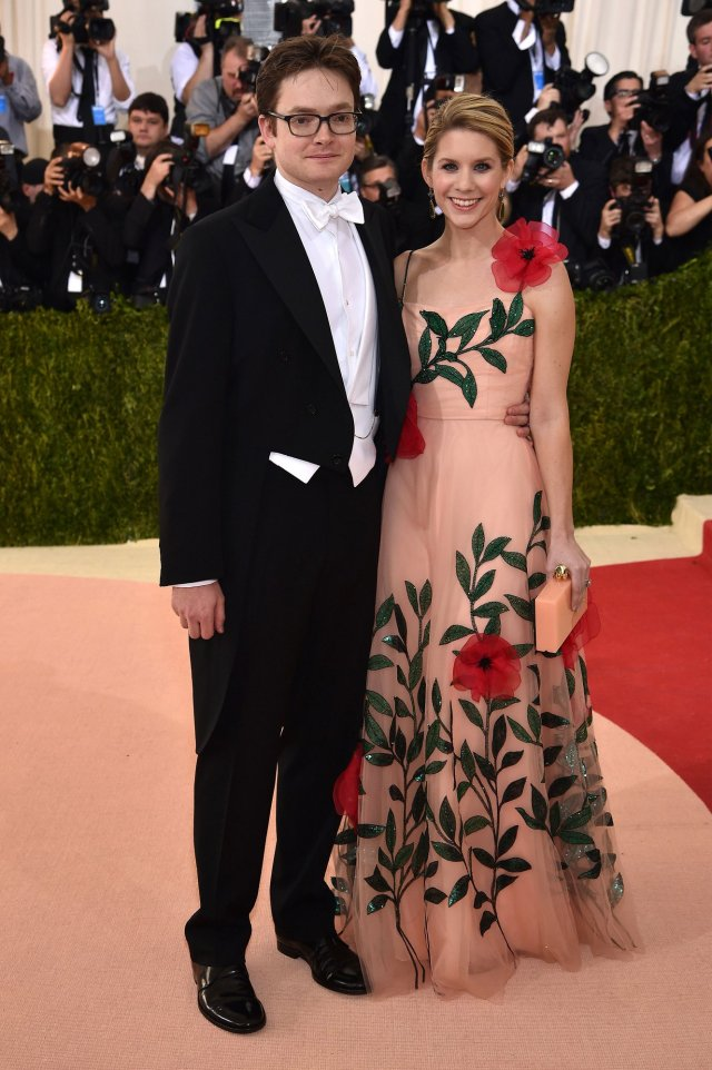 Elizabeth Cordry in Dolce & Gabanna : Best-Dressed 2016 Met Gala by The He Said She Said Experience