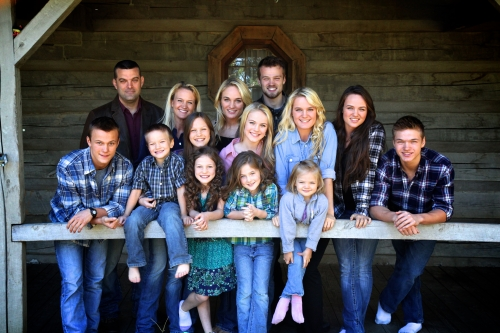 The Willis Family and The Duggar Family