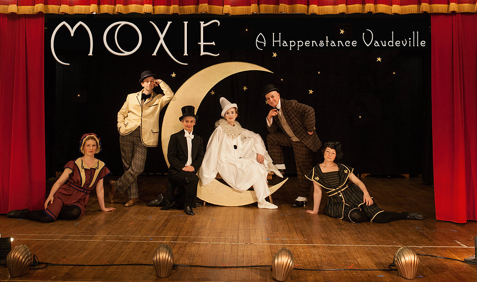 Moxie: A Happenstance Vaudeville- Review by The He Said She Said Experience