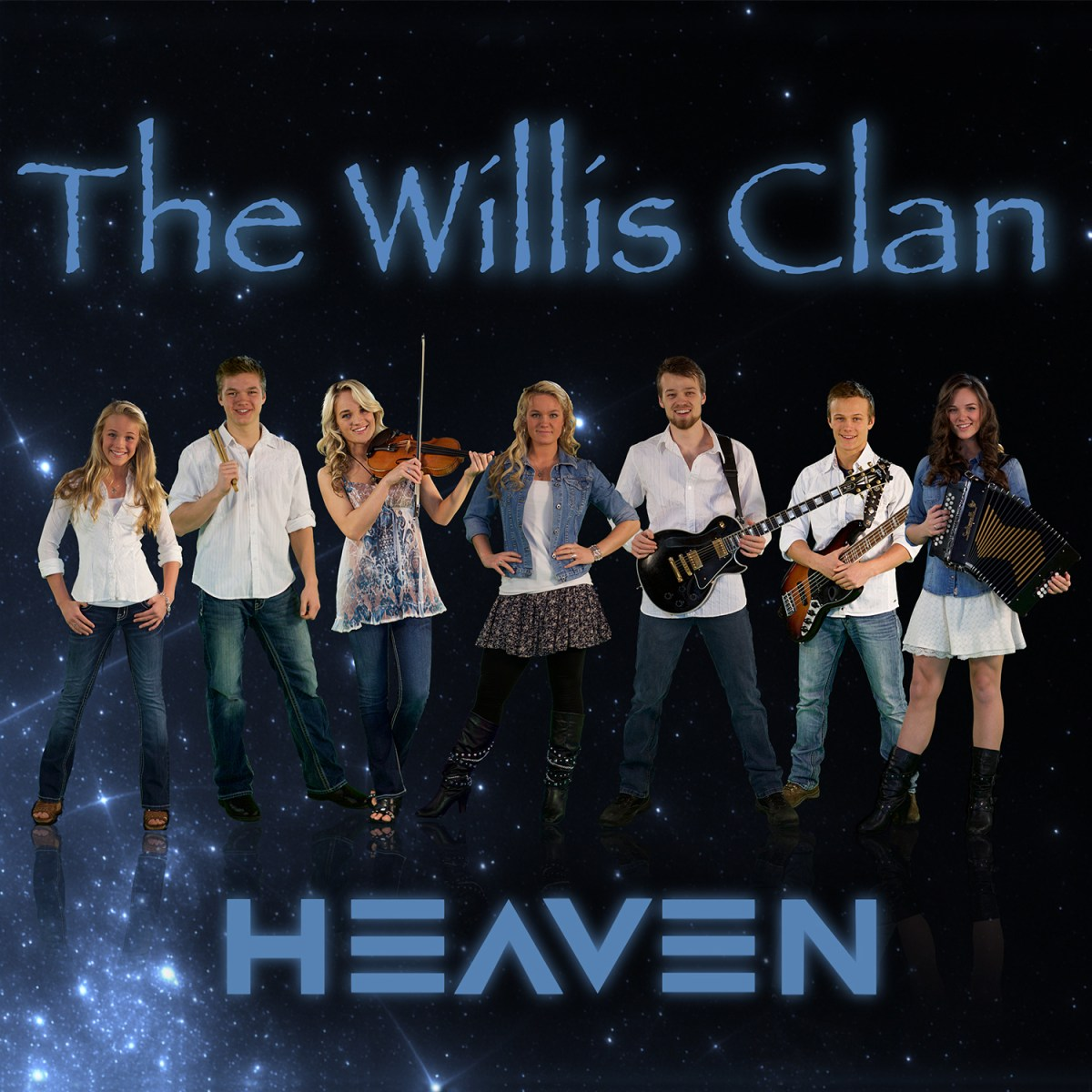 Heaven by The Willis Clan: Music Review