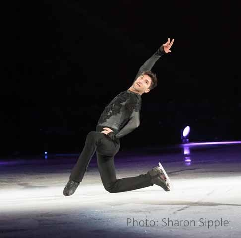 Evan Lysacek Interview: The He Said She Said Experience
